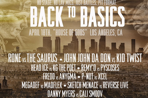 KOTD: Back to Basics Live Coverage