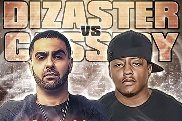 Dizaster vs Cassidy: Ether Live Coverage
