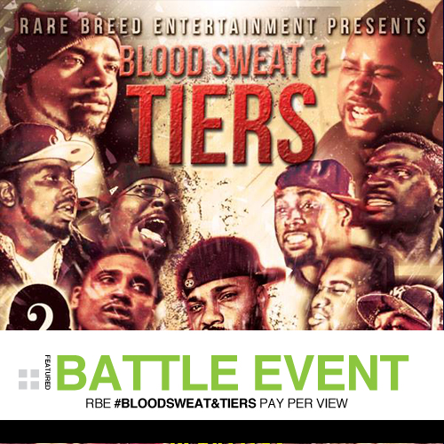 RBE's Blood Sweat & Tiers Live Coverage