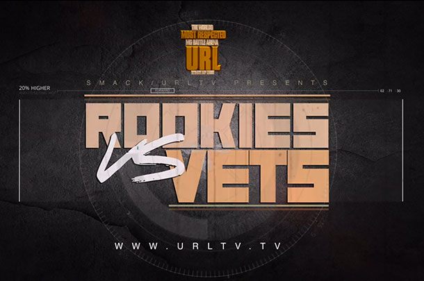 Nino Bless & Aak Discuss URL's Upcoming Rookies vs Vets Event