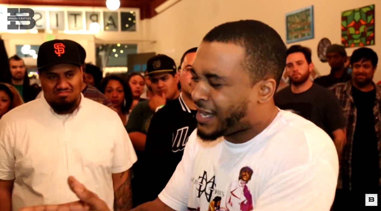 Infamouz Battles presents: Fredo vs Lotta Zay