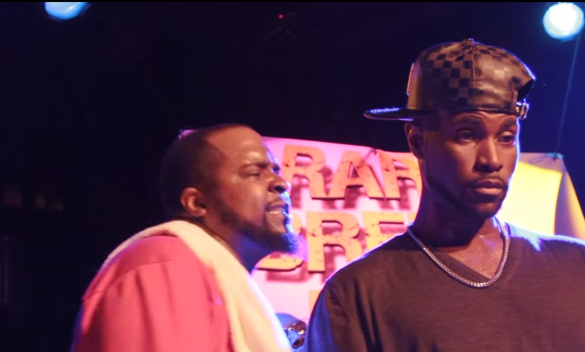 RBE presents: Ill Will vs Showoff from #BST2