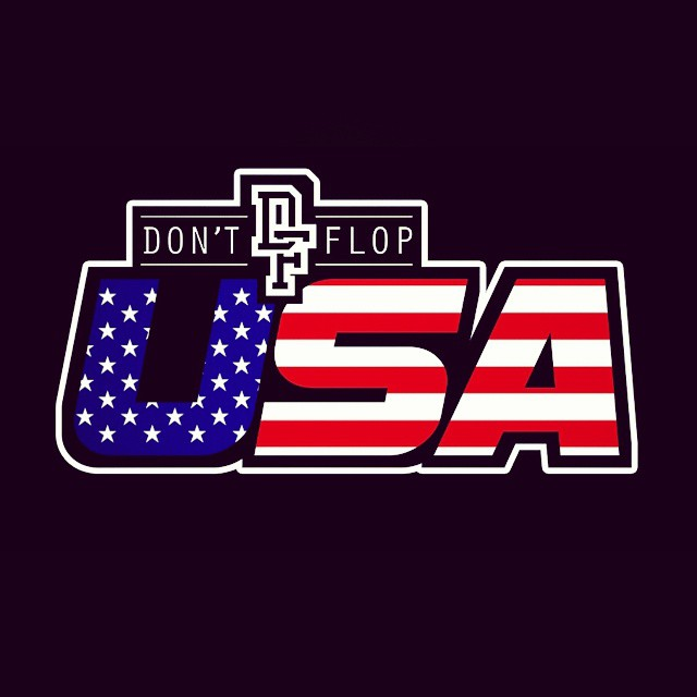 Don't Flop USA Announced