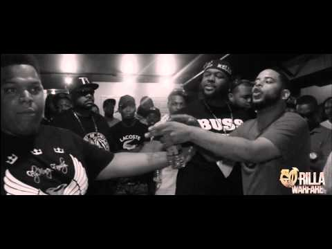 Go-Rilla Warfare Presents: Young Kannon vs Sammy Wild 100s