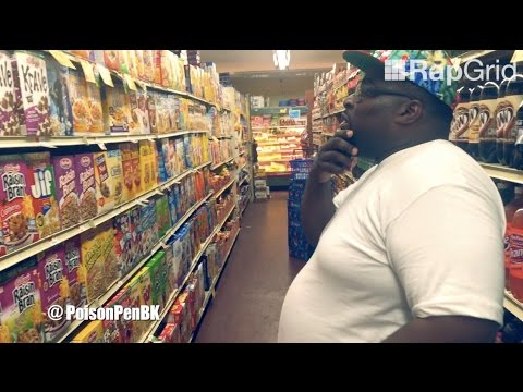 Grocery Shopping With A Fat Dude | Story Time With Poison Pen