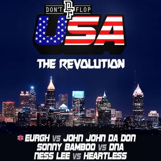 Rap Grid Radio: Episode 9 - Don't Flop USA