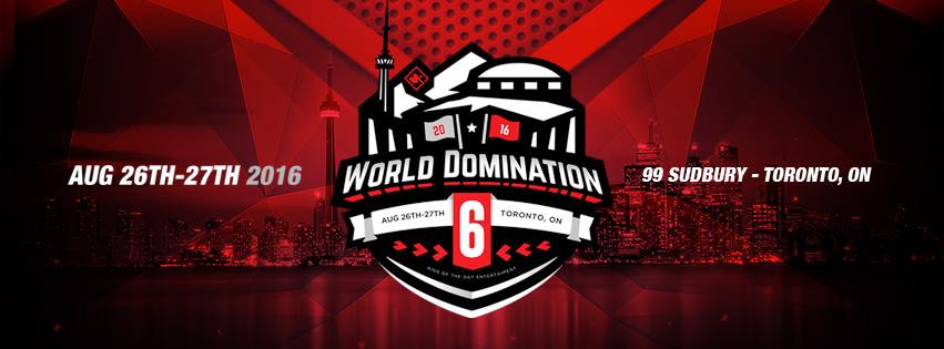 Great World domination website